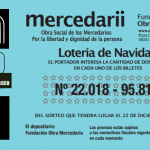 Fundación-Obra-Mercedaria-lotería-navidad